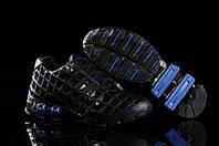 Кроссовки Adidas Porsche Design 2014 P-5000 black-blue, фото 1