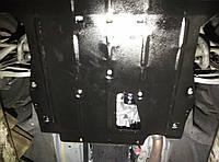 Защита двигателя и КПП на Альфа Ромео 147 (Alfa Romeo 147) 2000-2010 г (металлическая), фото 1