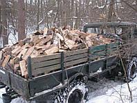 Дрова колотые 35-40 см