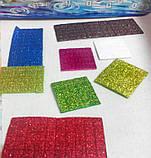 Блестящая мозаика Котик (БМ-02-02), фото 4