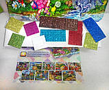 Блестящая мозаика Котик (БМ-02-02), фото 7