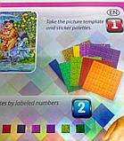 Блестящая мозаика Поні і Метелик (БМ-02-05), фото 5