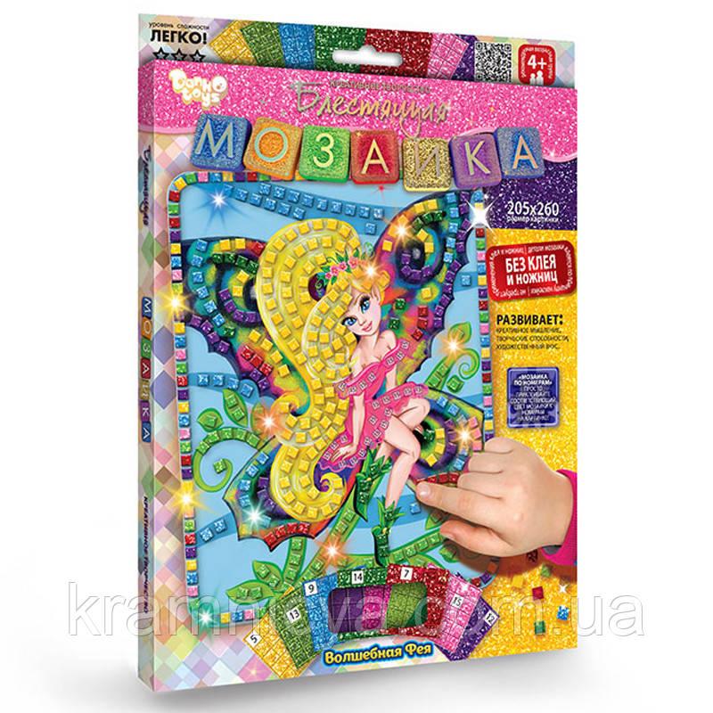 Блестящая мозаика Фея (БМ-02-10)