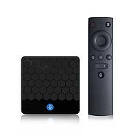 Смарт ТВ приставка X88 Mini 2Gb + 16Gb WIFI Voice System