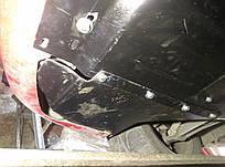 Защита двигателя и КПП на Альфа Ромео 159 (Alfa Romeo 159) 2005-2011 г (металлическая)