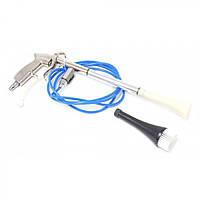 Пистолет пневматический TORNADO для химчистки салона, RF-20383 ROCKFORCE