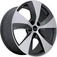 Литые диски JH A516 9x20 5x112 ET33 dia66,6 (MBM)