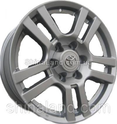 Литые диски Replica Toyota 268 Prado 8,5x20 5x150 ET60 dia110,1 (S)
