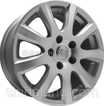 Литые диски Replica Toyota CT6120 7x16 5x114,3 ET45 dia60,1 (SMF)