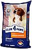 Клуб 4 Лапи для собак середніх порід, 2 кг