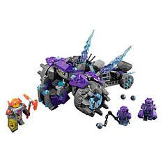 LEGO Nexo Knights Автомобиль Трех Братьев 70350