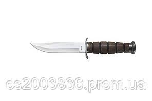 Нож туристический Финка, упор под палец + чехол