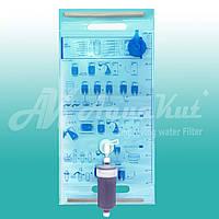 Фильтр походный с ультрафильтрацией и обеззараживанием WPB-01