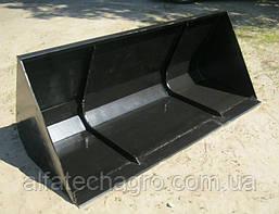 Ковш на фронтальный погрузчик (кун) 0,8 м³
