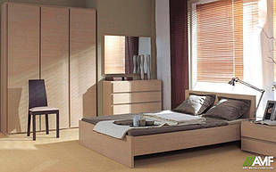 Спальня Берлін Дуб молочний 2 AMF