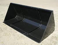 Ковш на фронтальный погрузчик КУН МТЗ ЮМЗ 1,3 м³, фото 1