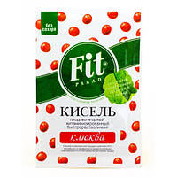 Кисель витаминизированный ФитПарад КЛЮКВА