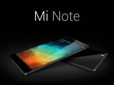 Xiaomi Mi Note - флагманский смартпэд с аудиопроцессором и 2,5D-экраном