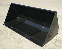 Ковш на фронтальный погрузчик КУН, фото 1