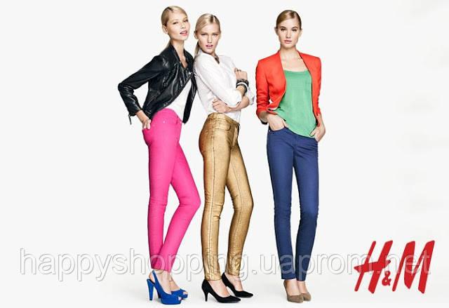 H&M: доступно, стильно, практично