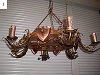 Подвес кованый