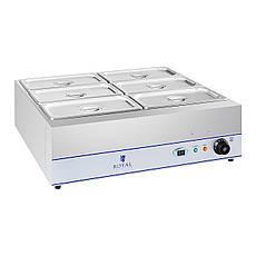 Оборудование для хранения теплых блюд ROYAL, фото 2