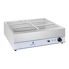 Оборудование для хранения теплых блюд ROYAL, фото 3