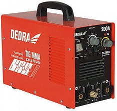 Сварочный аппарат DEDRA DESTi203P