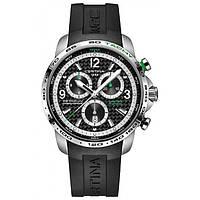 Мужские наручные часы CERTINA C001.647.17.207.10 Черные (nri-1111)