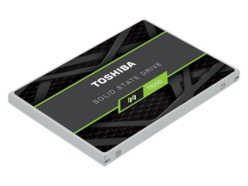 """SSD  240GB Toshiba OCZ TR200 2.5"""" SATAIII 3D TLC (THN-TR20Z2400U8)"""