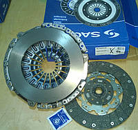 Комплект сцепления Seat Altea, Altea XL, Leon II, Toledo III 1,8-2.0TFSI 3000970020, фото 1