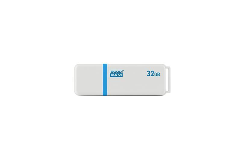 Флеш-накопитель USB 32GB GOODRAM UMO2 White (UMO2-0320W0R11)
