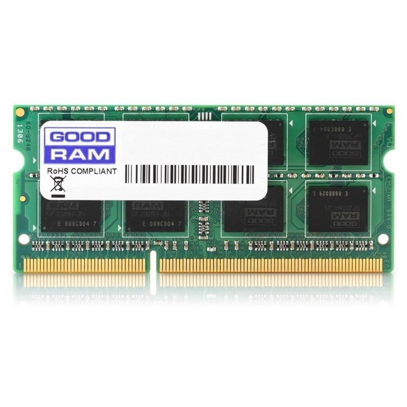 Модуль памяти SO-DIMM 4GB/1600 1,35V DDR3L GOODRAM (GR1600S3V64L11S/4G)