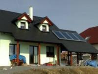 Солнечная система SOL 380/120 для нагрева воды и поддержки отопления