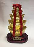 Золотые слитки, Фен шуй, Н 24 см, Днепропетровск, фото 2