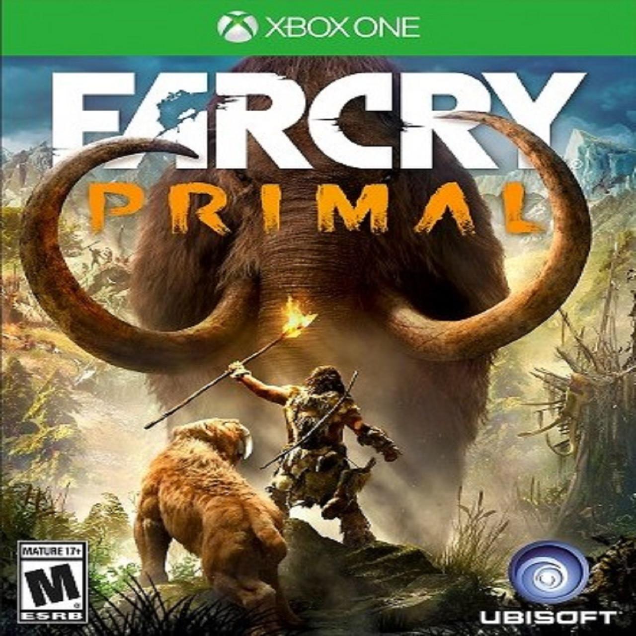 Far Cry Primal (русские субтитры) XBOX ONE (Б/У)