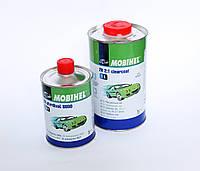 Автомобильный лак Mobihel 2K 2:1 MS 1л + отвердитель 0,5л