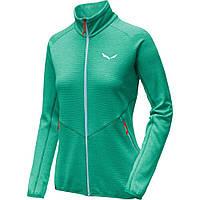 Куртка флисовая Salewa Puez Melange PL W FZ 26536 5762 - 42/36 Бирюзовый (xthtx1)
