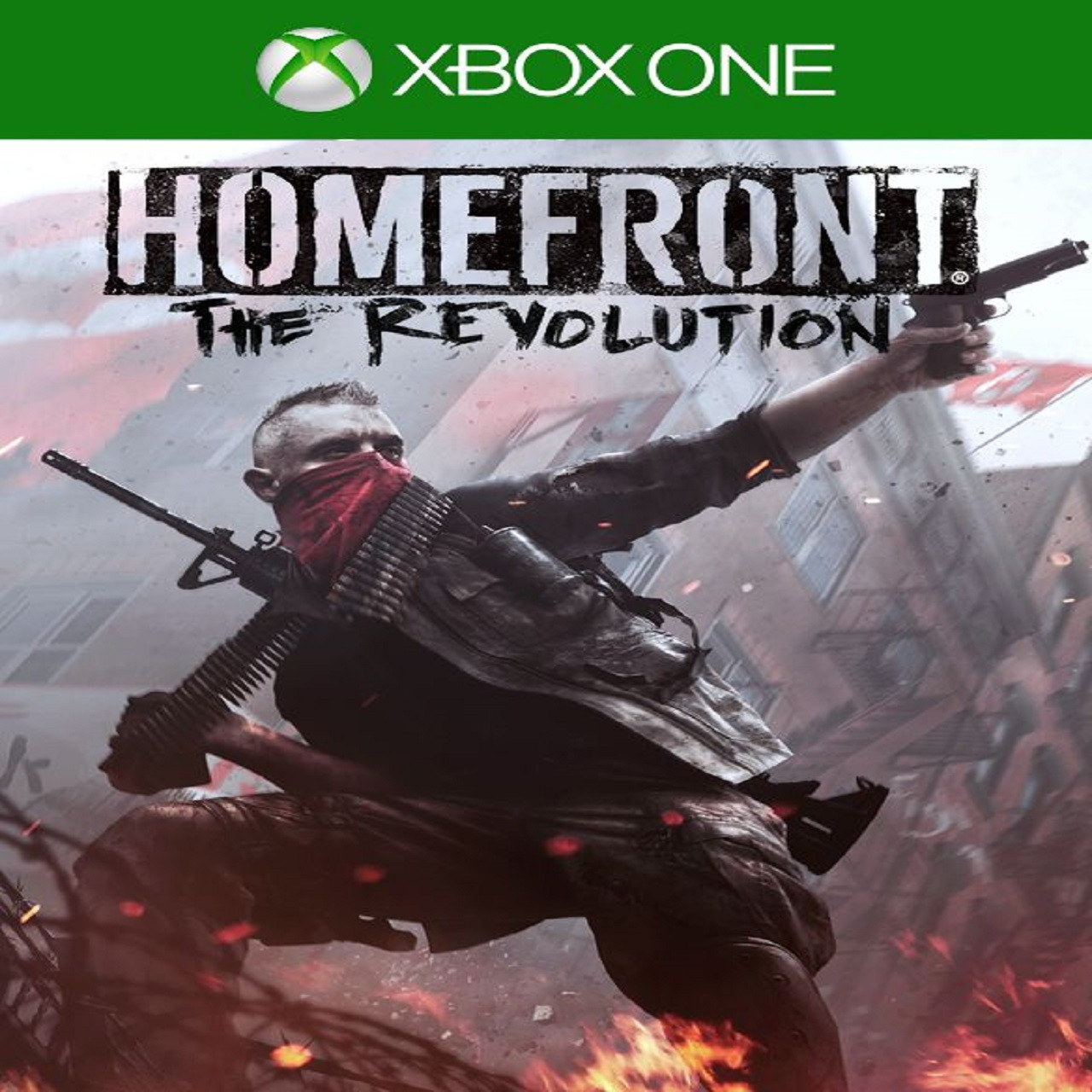 Homefront: The Revolution RUS XBOX ONE (Б/В)