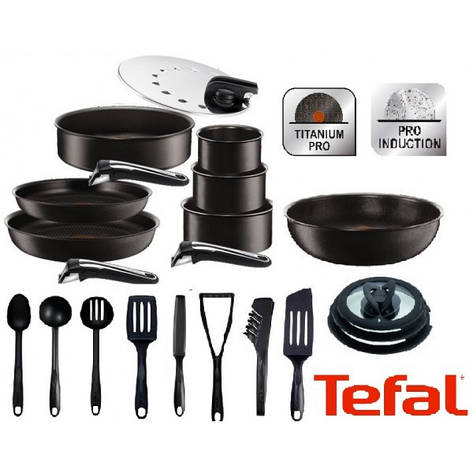 Набір посуду TEFAL INGENIO MAXX2, фото 2