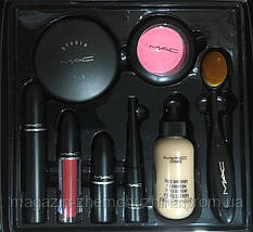 Набр косметики МАС 8in1 LOOK IN A BOX FASHION COLOR, фото 2