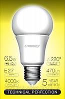 Светодиодная лампа 6,5Вт, 4000К