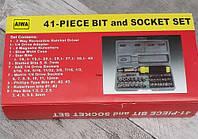 Набор инструментов для автомобиля AIWA 41pcs