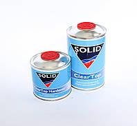 Автомобильный лак SOLID CLEARTOP (1л)+отвердитель (0,5л)