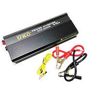 Профессиональный преобразователь инвертор UKC 12V-220V RCP 2000W (sp4146)