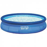 Бассейн семейный Intex 28158 с картриджным фильтром 457 х 84 см (int28158)