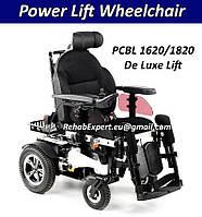 Электроколяска Meyra Vitea Care Power Lift Wheelchair PCBL 1620/1820 - De Luxe Lift