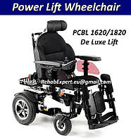 Электроколяска Meyra Vitea Care Power Lift Wheelchair PCBL 1620/1820 - De Luxe Lift
