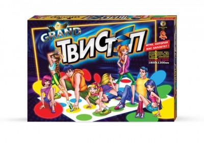 Развлекательная игра Твистеп Grand, твистер