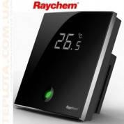 Сенсорный программируемый терморегулятор GREEN LEAF Raychem с датчиком температуры пола и воздуха, (Бельгия) МОДЕЛЬ 2014 г!!!!